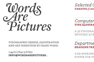 Words Are Pictures