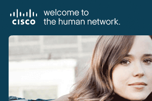 Video Lounge – Cisco