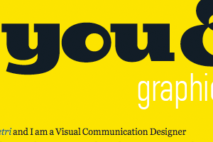 You and I Graphics