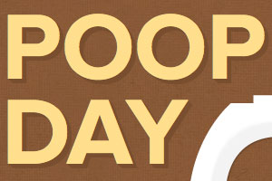 World Poopin Day