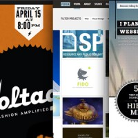 10 most inspiring designs from April 2011