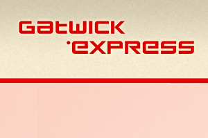 Gatwick Express Tracks