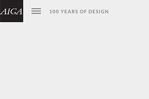 AIGA | 100 Years of Design