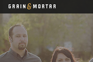 Grain & Mortar